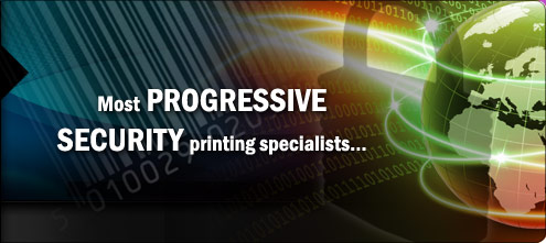 Government Printing Works - Security Printing